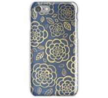 Gold Roses iPhone Case/Skin