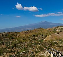 Etna volcano by Marco7r7