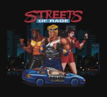 Streets of Rage T-Shirt