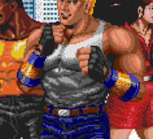 Streets of Rage Sticker