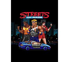 Streets of Rage Photographic Print