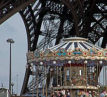 Carrousel by phil decocco