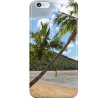 Tropical beach iPhone Case/Skin