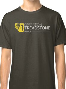 Operation Treadstone Classic T-Shirt