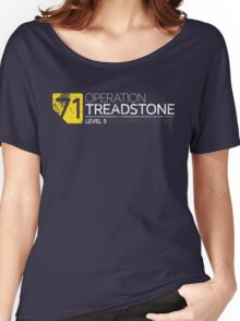Operation Treadstone Women's Relaxed Fit T-Shirt