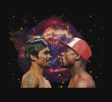 Floyd Mayweather VS Manny Pacquiao by Enriic7