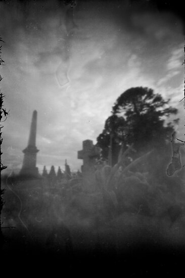 graveyard by Soxy Fleming