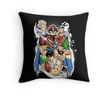 READY TO FIGHT?  Throw Pillow
