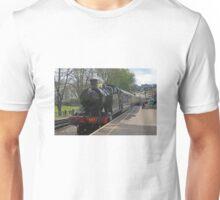 Hercules Pulls Into Paignton Unisex T-Shirt