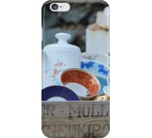 Front Yard Decoration iPhone Case/Skin
