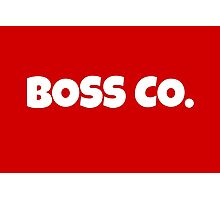 Boss Co. Photographic Print