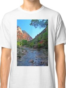 Zion National Park Classic T-Shirt