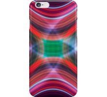 squared circle design iPhone Case/Skin