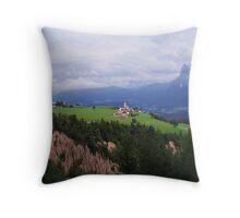 south tyrol Throw Pillow