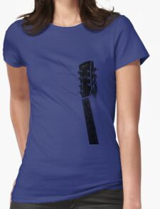 seven string Womens Fitted T-Shirt