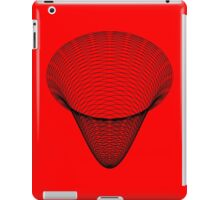 3D Spiral Vortex iPad Case/Skin