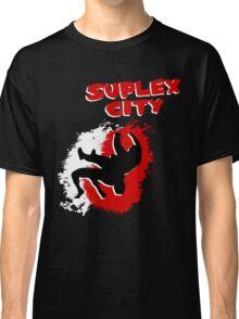 Suplex City Classic T-Shirt