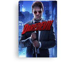 Daredevil Netflix TV Show Canvas Print