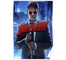 Daredevil Netflix TV Show Poster