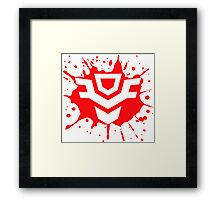 Ancient Transformer Framed Print
