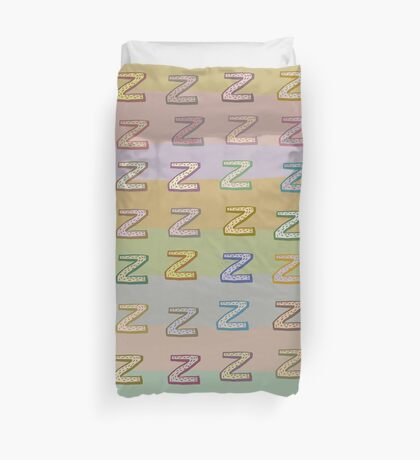 Catch some zzzs Duvet Cover