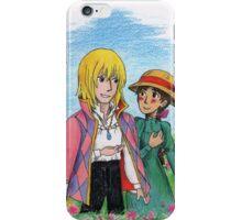 Walk in the Garden iPhone Case/Skin