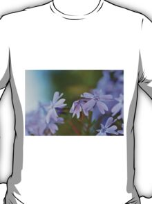 Little Purple Flowers T-Shirt