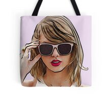 Taylor Swift 1989 Tote Bag