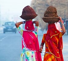 Colors of Rajasthan by Mukesh Srivastava