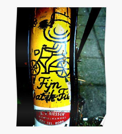 fiets Poster