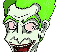 The Man Who Laughs (Joker) by Jammsky