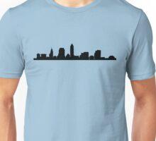 Cleveland Ohio Skyline: I Unisex T-Shirt