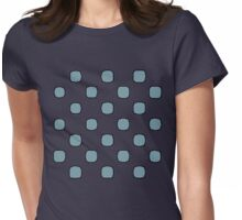 Seeing Spots Womens Fitted T-Shirt