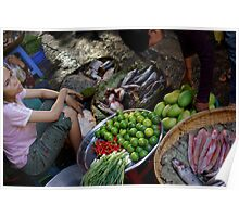 The Russain Market Poster