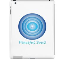 Peaceful Soul iPad Case/Skin