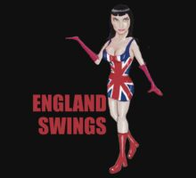 England Swings by RichardBrain