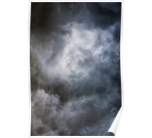 collision clouds II Poster