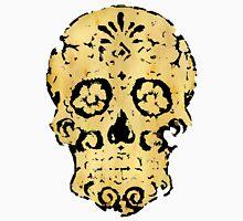 Old sugar skull Unisex T-Shirt