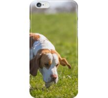 Sniff Sniff iPhone Case/Skin