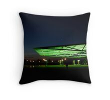 Sunrise at Pops Throw Pillow