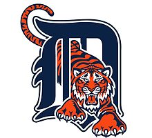 Detroit Tigers  by deivid97621