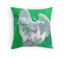 Hear Me, Blessed Jesus Throw Pillow