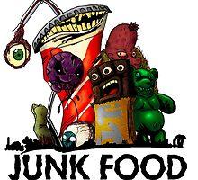 Junkiest of Junk Food by Doubledande