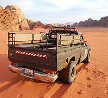 Wadi Rum by aceluke