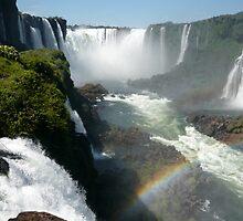 Iguazu Falls, Argentina by aceluke