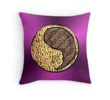 Sagittarius & Dragon Yang Earth Throw Pillow