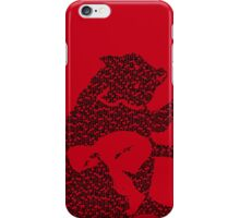 Hungry Like The Wolf iPhone Case/Skin