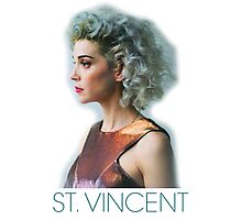 St. Vincent Photographic Print