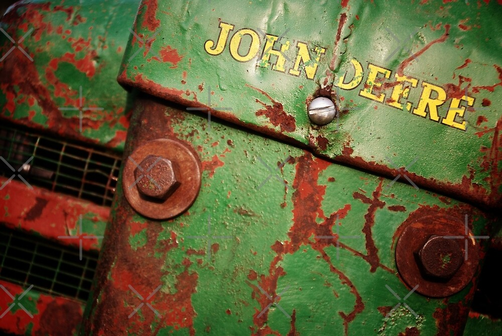 John Deere: Rusted  by Rachel Counts
