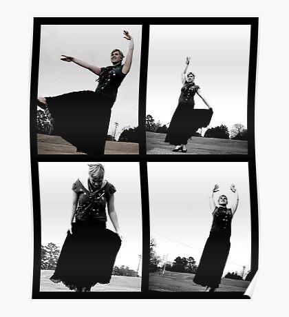 she dances Poster